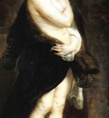 Peter Paul Rubens Helen Fourment in Furs