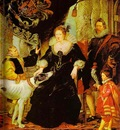 Peter Paul Rubens Portrait of Alathea Howard, Countess of Arundel, nee Talbo