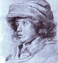 Peter Paul Rubens Portrait of Nicholas Rubens