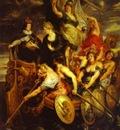 Peter Paul Rubens The Majority of Louis XIII