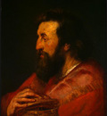 RUBENS HEAD OF ONE OF THE THREE KINGS NGW