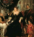 Rubens Alathea Talbot, Countess of Shrewsbury, 1620, Alte Pi