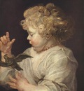 Rubens Boy with Bird