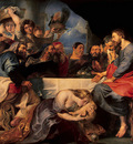 Rubens Feast in the house of Simon the pharisee Eremitaget