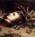 Rubens Head Of Medusa