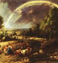 Rubens Landscape with a Rainbow Alte Pinakothek, Munchen