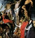 Rubens Le coup de lance, 1618, Musee des Beaux Artes, Antwer