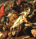 Rubens Lion hunt 1616 Alte Pinakothek, Munich