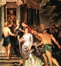 Rubens Marie Consents to Peace, 1621 1625, Louvre