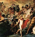 Rubens Maries Government, 1621 1625, Louvre