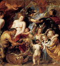 Rubens Peace And War