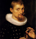 Rubens Portrait Of A Man