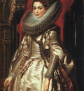 Rubens Portrait of Marchesa Brigida Spinola Doria, 1606, Nat