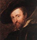 rubens self portrait 1628
