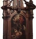 Rubens St Roch Altarpiece