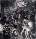 Rubens The Adoration Of The Magi