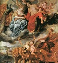 Rubens The Meeting at Lyons, 1621 1625, Louvre