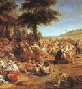 Rubens The Village Fete