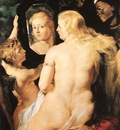 Rubens Venus at a mirror ca 615 Sammlung Furst von Lichtenst