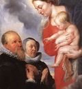 Rubens Virgin and Child