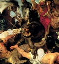 The Hippo Hunt, Rubens 1600x1200 ID 7501 PREMIUM