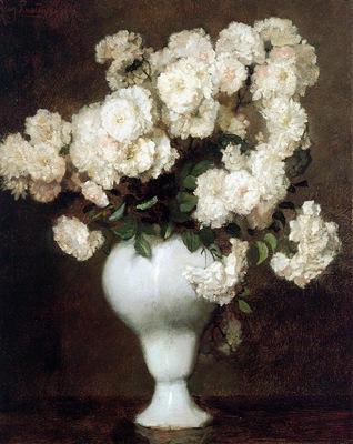 Rueter Wilhelm Christiaen Georg Vase with flowers Sun