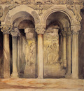 Ruskin John The Pulpit in the Church of S Ambrogio