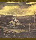 albert p ryder the racetrack 1895 1910 po amp