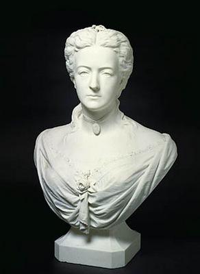 Saint Gaudens Augustus Mrs  Edward S  Pierrepont