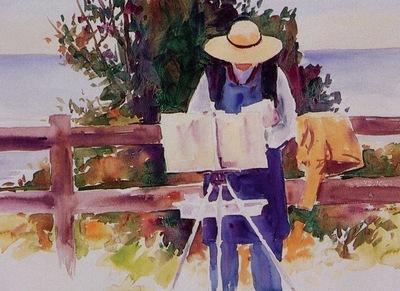John Salchak Pat Painting, De