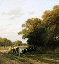 Sande Bakhuyzen van de Julius Landscape in Drenthe Sun