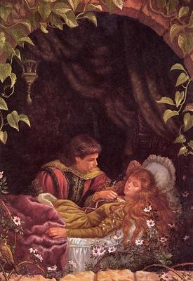 Sanderson, Ruth Sleeping Beauty 06 end