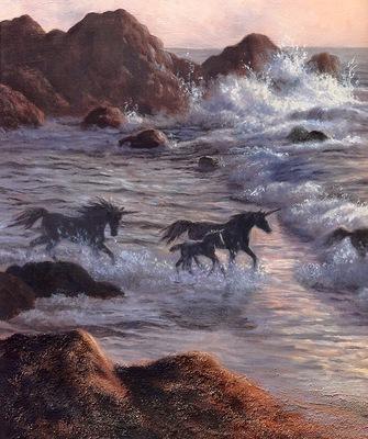 Sanderson, Ruth Unicorns 13 end