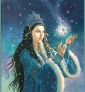 Ruth Sanderson The Snow Princess Abraxsis