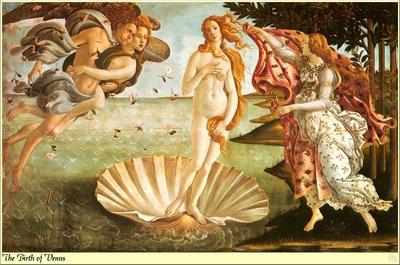 Republica SWD 007 Sandro Botticelli The Birth of Venus