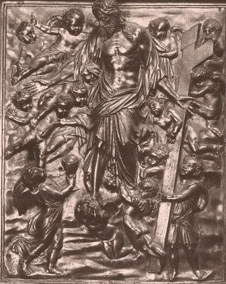 Sansovino J Allegory of Redemption