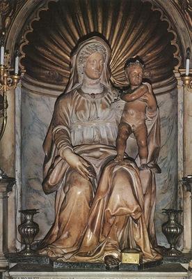 Sansovino J Madonna del Parto