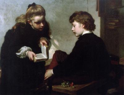 The Schoolmasters Daughter