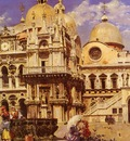 Sanz Ulpiano Checa y Piazza San Marco