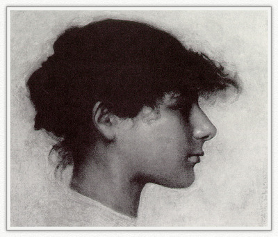 Sargent Head of Ana Capri Girl sj