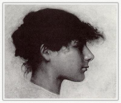 Sargent Head of Ana Capri Girl sj