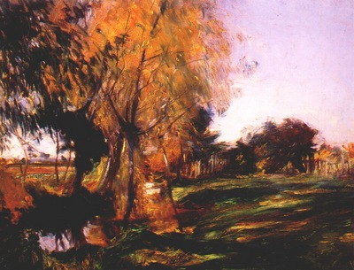 sargent landscape at broadway