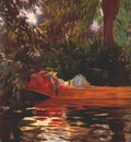 sargent under the willows