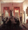 JLM 1820 Henry Sargent The Dinner Party