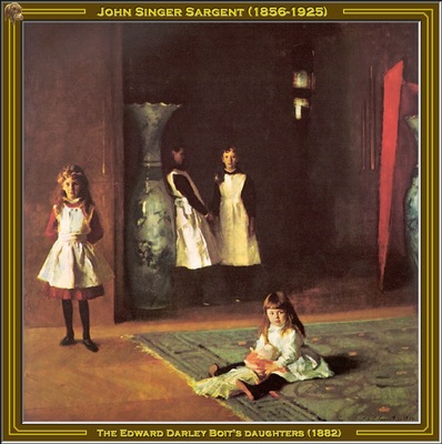john sargent the edward boits daughters 1882 po amp