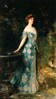 Sargent, John Singer Millicent Duchess of Sutherland end