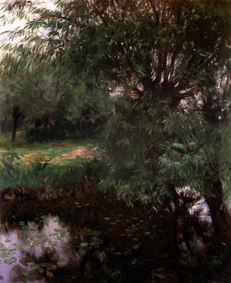 Sargent John Singer A Backwater at Wargrave