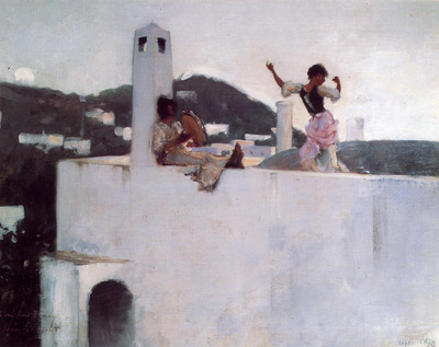Sargent John Singer Capri