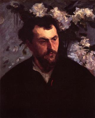 Sargent John Singer Portrait of Ernse Ange Duez