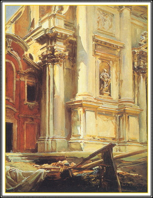 SargentJohnSinger CorneroftheChurchofStStae Venice We